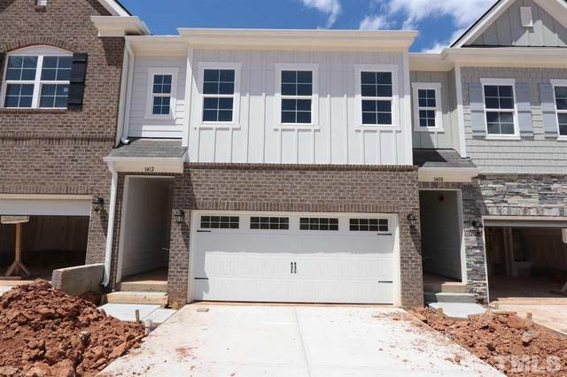 1412 Hopedale Drive #11, Morrisville, NC 27560 (#2294471) :: RE/MAX Real Estate Service