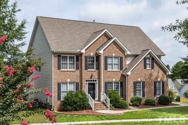 6417 Ridgemount Street, Wake Forest, NC 27587 (#2294495) :: The Rodney Carroll Team with Hometowne Realty