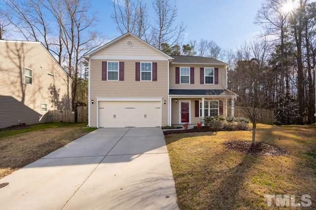 409 Ardross Street, Fuquay Varina, NC 27526 (#2294496) :: Sara Kate Homes