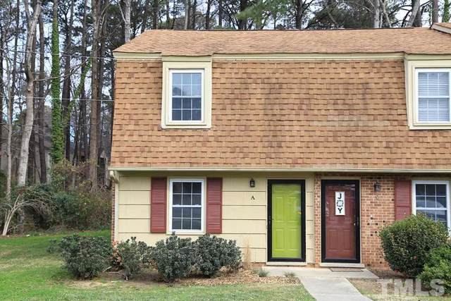 4704 Blue Bird Court A, Raleigh, NC 27606 (#2294514) :: Sara Kate Homes