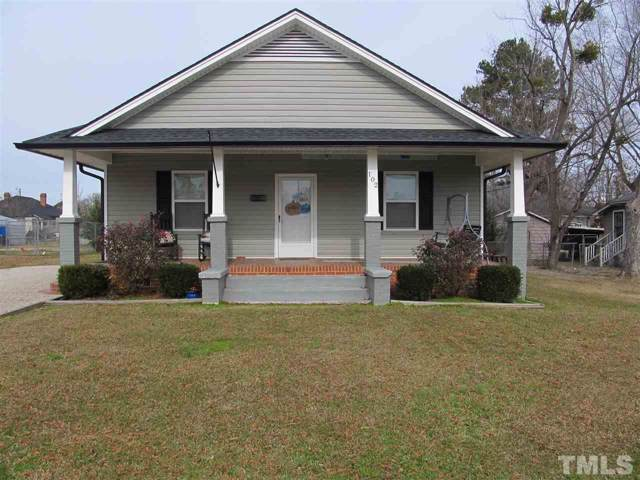 102 W C Street, Erwin, NC 28339 (#2294608) :: Dogwood Properties
