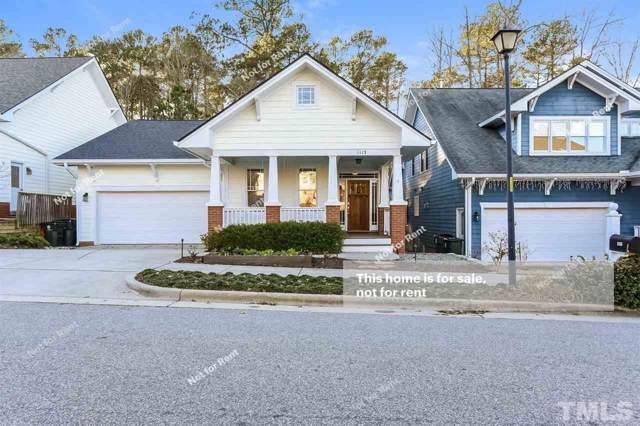 1113 Long Gate Way, Apex, NC 27502 (#2294656) :: Dogwood Properties
