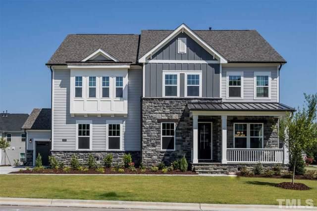 3104 Old Banister Street #72, Apex, NC 27523 (#2294667) :: Dogwood Properties