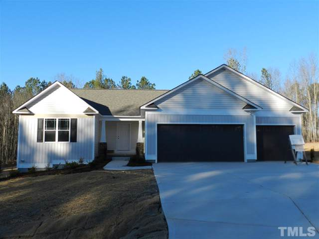202 Cattail Lane, Zebulon, NC 27597 (MLS #2294671) :: The Oceanaire Realty