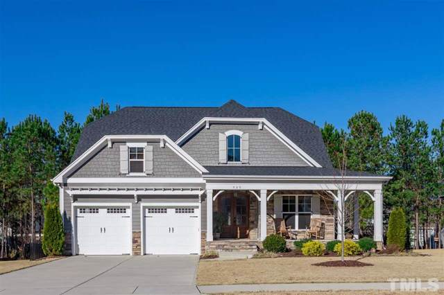 929 Flash Drive, Rolesville, NC 27571 (MLS #2294707) :: The Oceanaire Realty