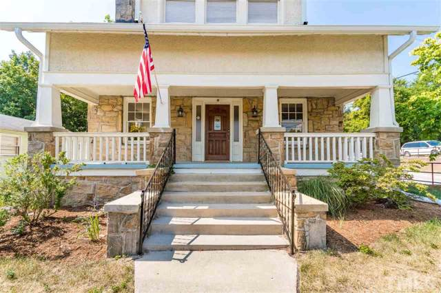 314 Martin Luther King Jr Boulevard, Raleigh, NC 27601 (#2294727) :: M&J Realty Group