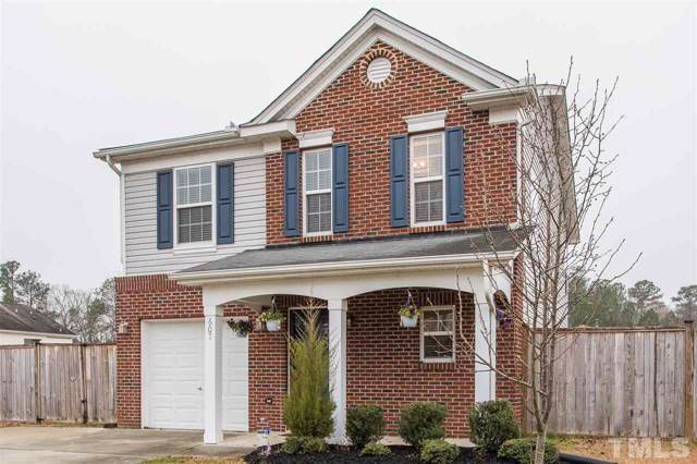 607 Chalcedony Court, Durham, NC 27703 (#2294783) :: The Jim Allen Group