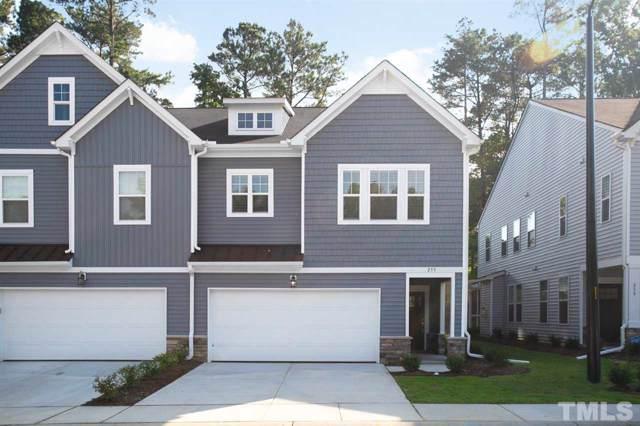 273 Vista Creek Place, Cary, NC 27511 (#2294817) :: Dogwood Properties