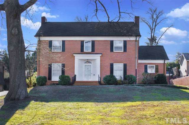 1543 Iredell Drive, Raleigh, NC 27608 (#2294918) :: M&J Realty Group