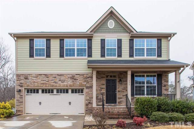 428 Shorehouse Way, Holly Springs, NC 27540 (#2294920) :: Rachel Kendall Team