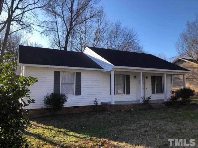 604 Orange Street, Oxford, NC 27565 (#2294926) :: The Jim Allen Group