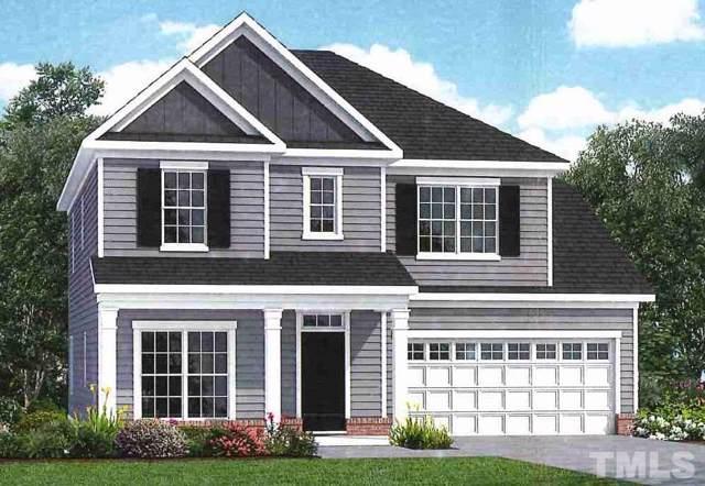 416 Barrington Hall Drive, Rolesville, NC 27571 (#2294933) :: The Jim Allen Group