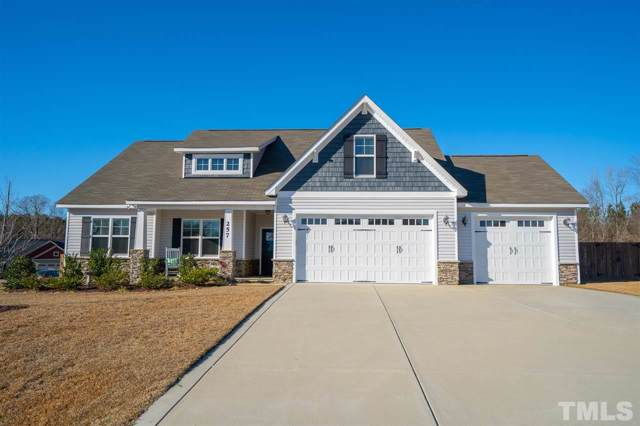 257 Fairfax Drive, Sanford, NC 27332 (#2295018) :: Sara Kate Homes