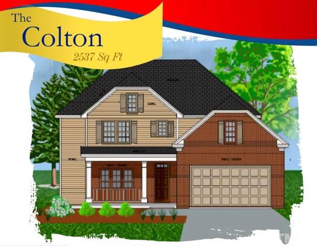 1419 Mt Carmel Church Road, Pikeville, NC 27863 (#2295082) :: Marti Hampton Team - Re/Max One Realty