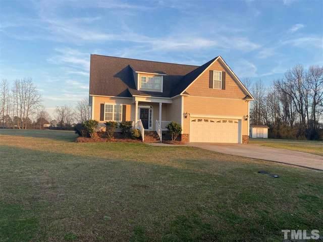 153 Woodall Farm Lane, Princeton, NC 27569 (#2295172) :: The Beth Hines Team