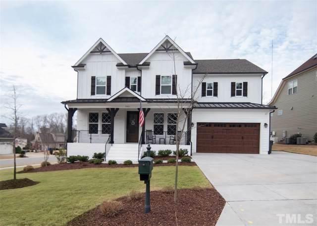 5801 Vasseur Court, Rolesville, NC 27571 (#2295202) :: Dogwood Properties