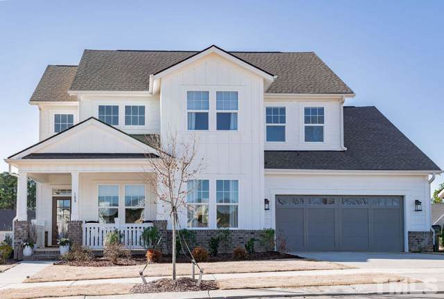 108 Scarlet Tanager Circle, Holly Springs, NC 27540 (MLS #2295232) :: The Oceanaire Realty