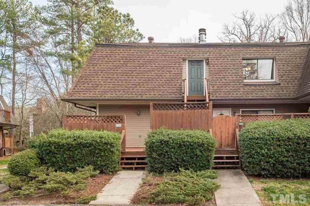342 Summerwalk Circle #342, Chapel Hill, NC 27517 (#2295315) :: Real Estate By Design