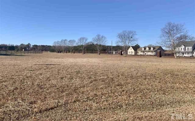 100 Village Grove Drive, Goldsboro, NC 27530 (#2295355) :: Dogwood Properties