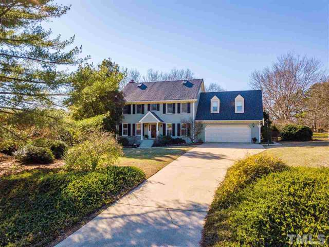 5500 Huntingwood Drive, Raleigh, NC 27606 (#2295378) :: The Jim Allen Group