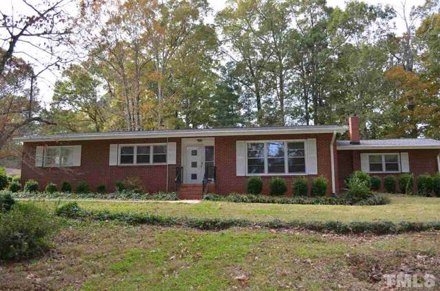 901 N Glenn Avenue, Siler City, NC 27344 (#2295408) :: Triangle Top Choice Realty, LLC