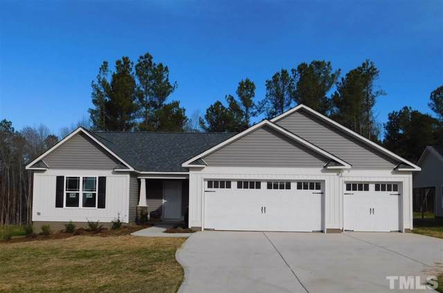 134 Cattail Lane, Zebulon, NC 27597 (MLS #2295427) :: The Oceanaire Realty