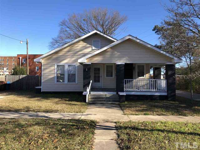 301 E Divine Street, Dunn, NC 28334 (#2295440) :: Raleigh Cary Realty