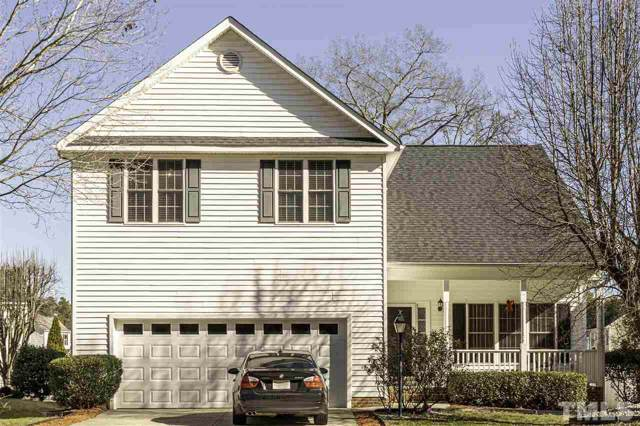 8504 Wild Wood Forest Drive, Raleigh, NC 27616 (#2295467) :: The Jim Allen Group
