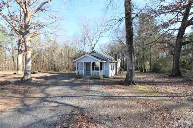 1434 Deep River Road, Sanford, NC 27330 (#2295484) :: The Jim Allen Group