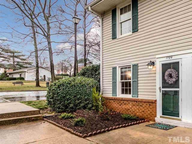 1100 Donaldson Drive, Cary, NC 27511 (#2295487) :: Spotlight Realty