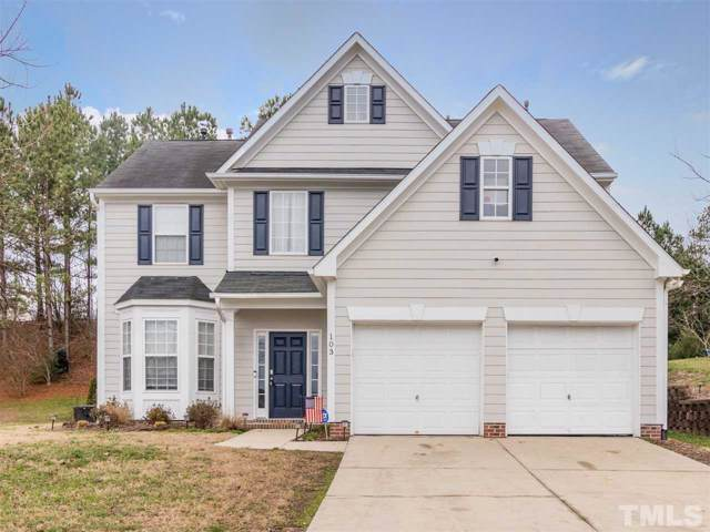 103 Lake Valley Lane, Durham, NC 27703 (#2295508) :: The Jim Allen Group