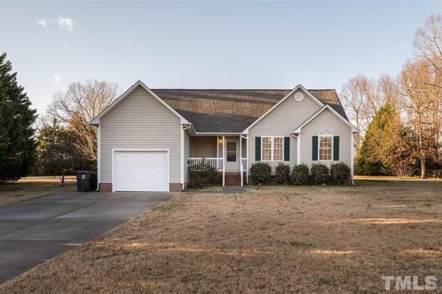155 Stoneridge Court, Youngsville, NC 27596 (#2295540) :: Sara Kate Homes
