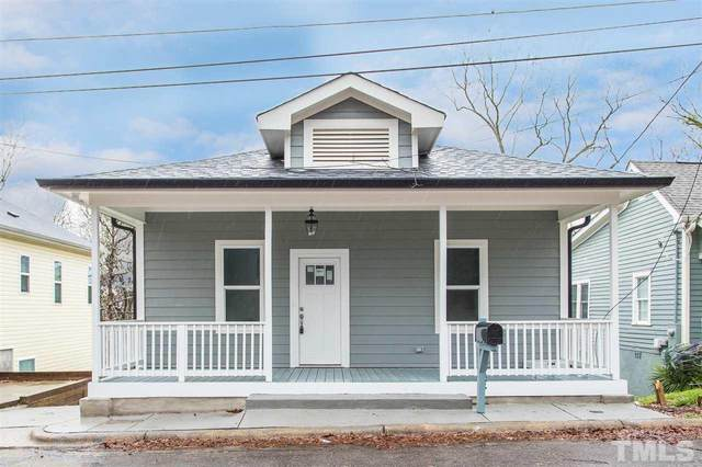 1023 Cornell Street, Durham, NC 27707 (#2295545) :: Triangle Top Choice Realty, LLC