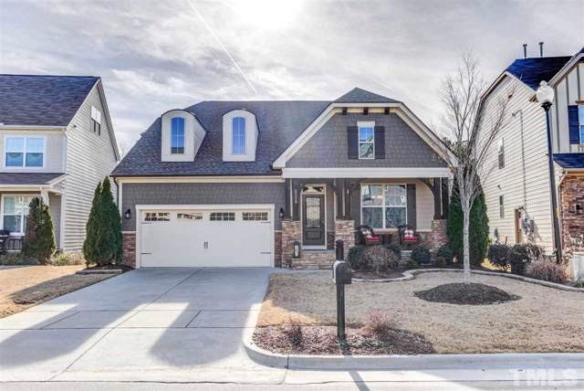 5329 Moneta Lane, Apex, NC 27539 (#2295552) :: Sara Kate Homes
