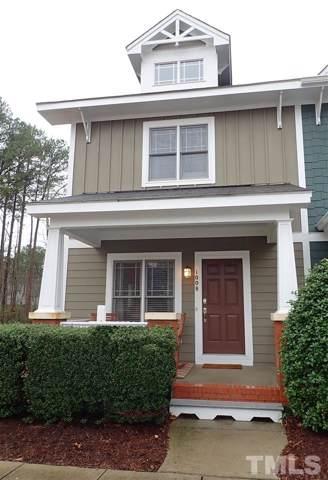 1008 Bungalow Park Drive, Apex, NC 27502 (#2295555) :: Dogwood Properties