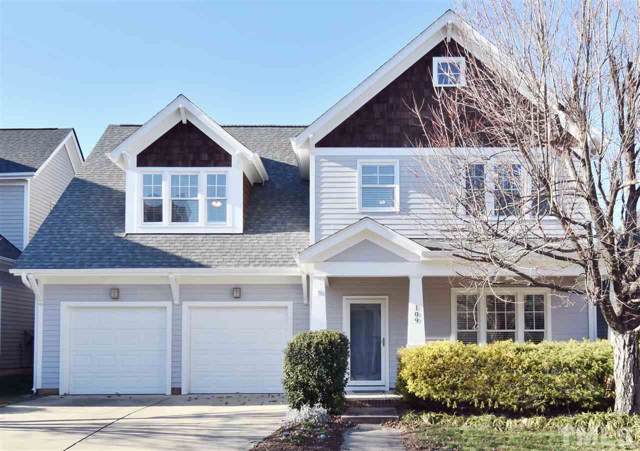 109 Bridgegate Drive, Cary, NC 27519 (#2295562) :: M&J Realty Group