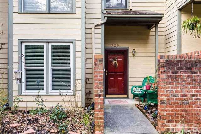 705 Broad Leaf #705, Raleigh, NC 27613 (#2295569) :: The Beth Hines Team