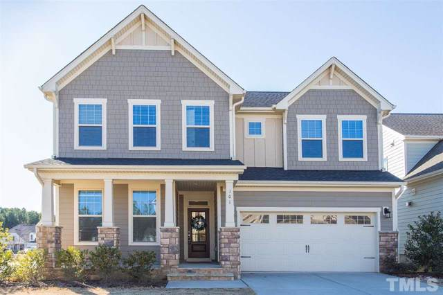 101 Martingale Drive, Holly Springs, NC 27540 (#2295589) :: Rachel Kendall Team