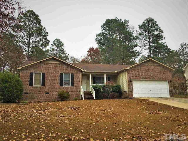27 Lotus Lane, Sanford, NC 27332 (#2295626) :: The Jim Allen Group