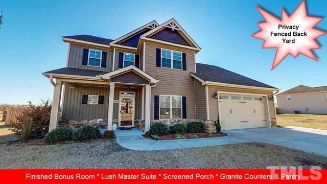 100 Windy Willow Court, Goldsboro, NC 27530 (#2295664) :: Dogwood Properties