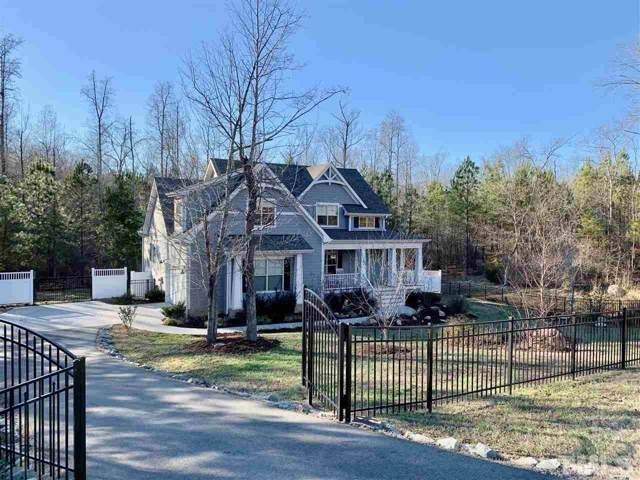 94 Goose Creek Court, Pittsboro, NC 27312 (#2295678) :: The Jim Allen Group