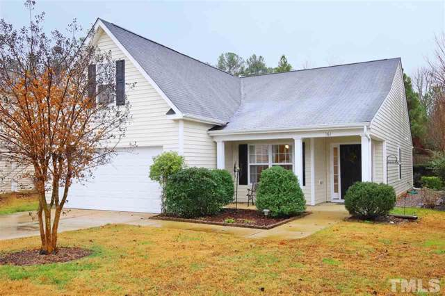 361 Indian Branch Drive, Morrisville, NC 27560 (#2295706) :: The Perry Group