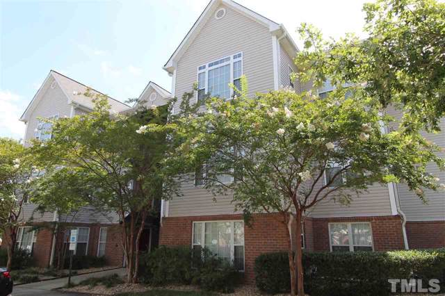 2510 Friedland Place #101, Raleigh, NC 27617 (#2295707) :: Raleigh Cary Realty