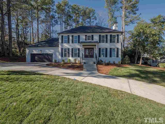 2605 Ridge Road, Raleigh, NC 27612 (#2295708) :: Dogwood Properties