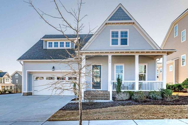100 Split Trunk Path, Holly Springs, NC 27540 (#2295711) :: Rachel Kendall Team