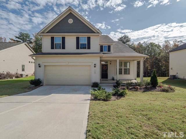 110 Sutherland Drive, Franklinton, NC 27525 (#2295723) :: Dogwood Properties
