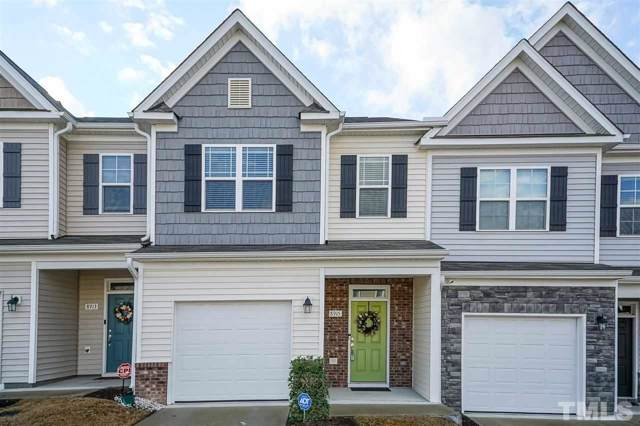 8915 Commons Townes Drive, Raleigh, NC 27616 (#2295729) :: Classic Carolina Realty