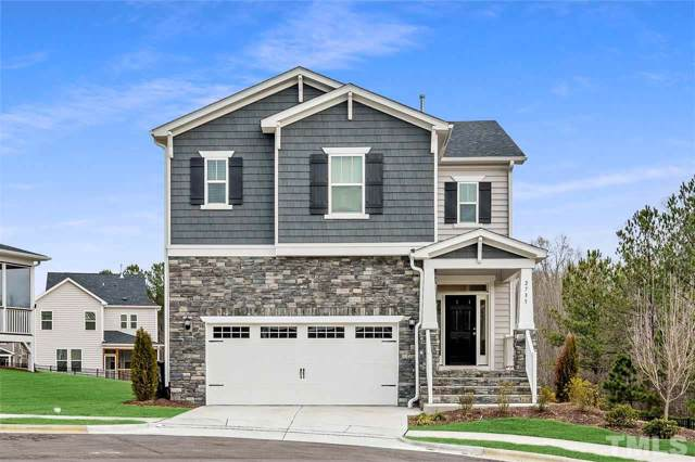 2735 Dilly Dally Court, Apex, NC 27539 (#2295736) :: Rachel Kendall Team
