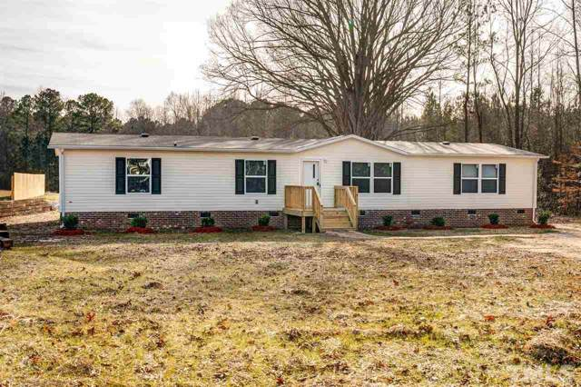 66 Douglas Williams Road, Louisburg, NC 27549 (#2295773) :: The Perry Group