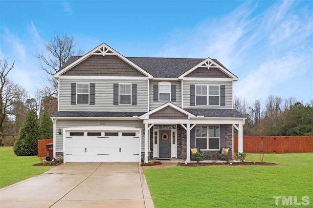 104 Courtney Lane, Dunn, NC 28334 (#2295785) :: Marti Hampton Team - Re/Max One Realty